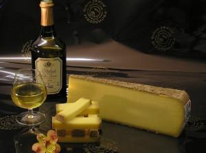 comté et vin jaune